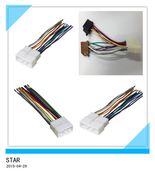 car wiring harness plug china installing cd player of car stereo radio iso wiring harness  car stereo radio iso wiring harness