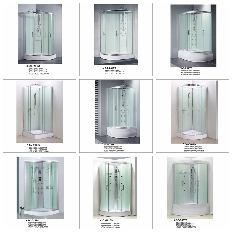 Reversible Oval Shaped Shower Box pictures & photos