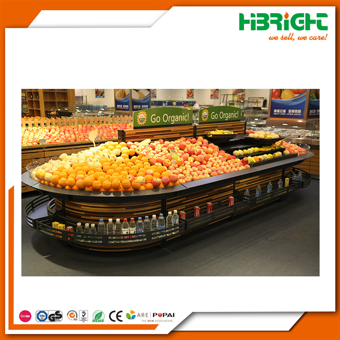 Retail Solution Store Display Design for Supermarket pictures & photos