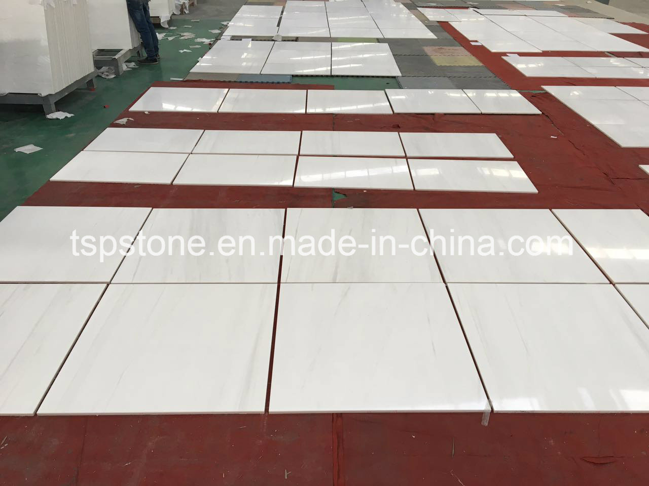 China Waterjet Marblegranitequartztravertinesandstone Flooring