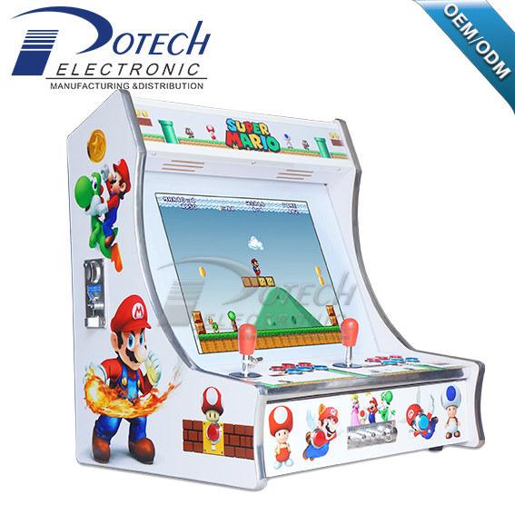 [Hot Item] Chritmas Gift Mini Bartop Arcade Game Machines with Pandora Box  4s Plus/Raspberry Pi 3