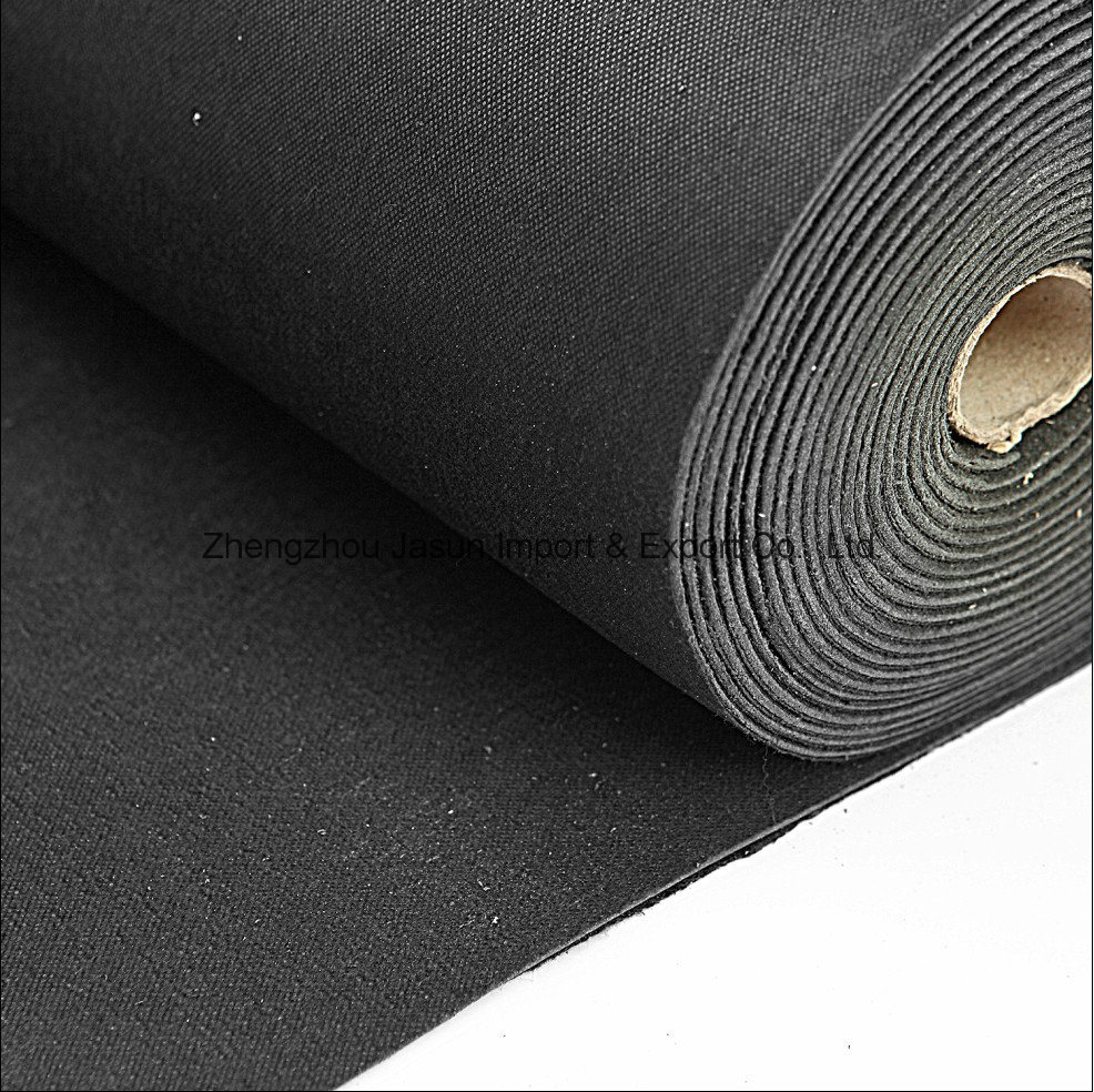 China 3mm High Density Laminate Flooring Acoustic Rubber Underlay
