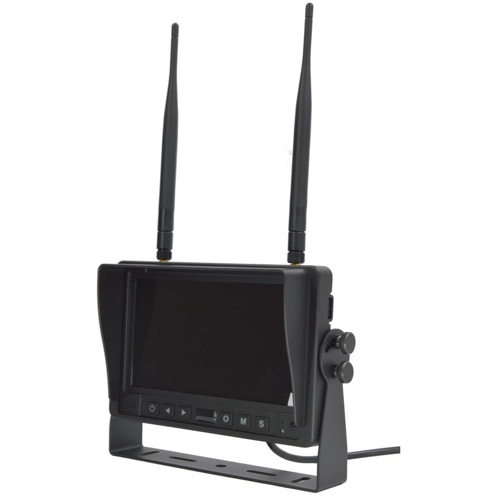 Fine Peak Wireless Backup Camera System Component - Wiring Diagram ...