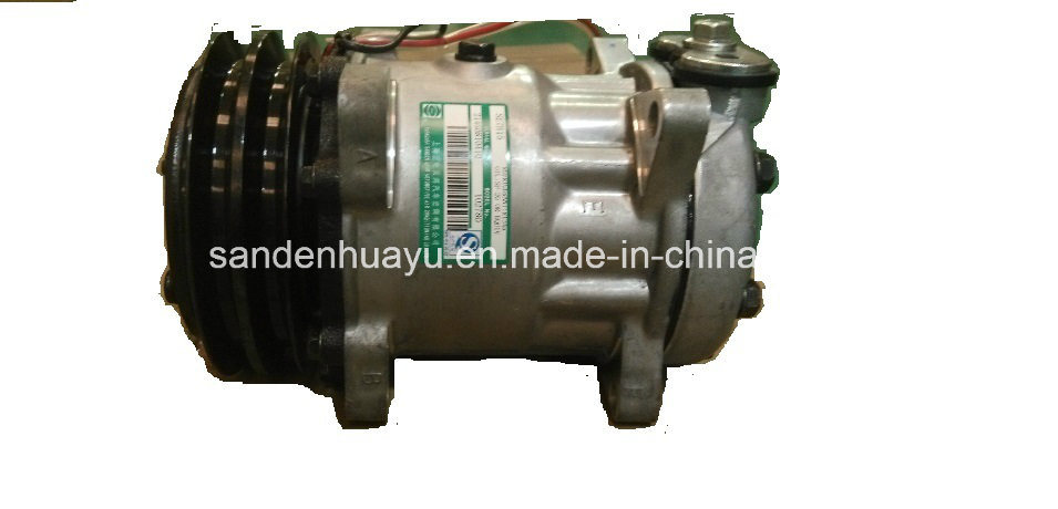 China Fixed Diplacement, Se7h15, Auto A/C Compressor - China