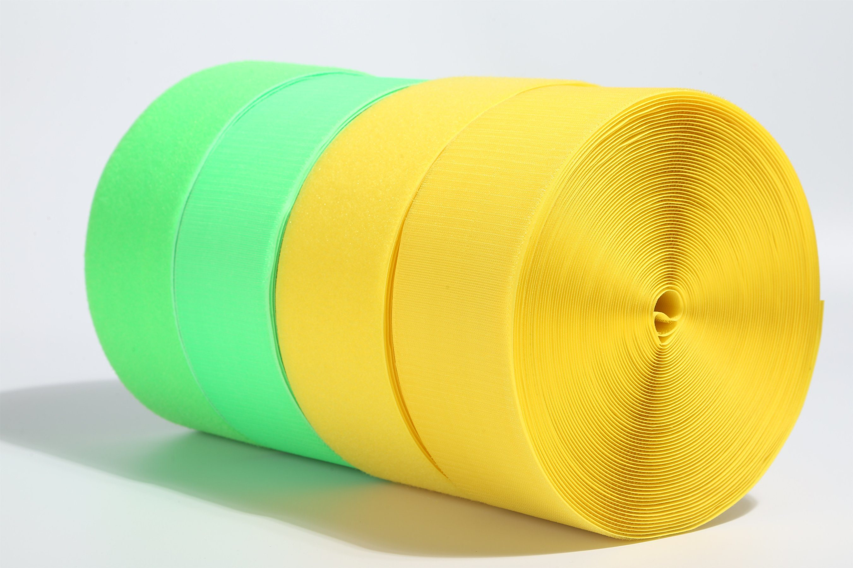 25mm Hook /& Loop Sew On Fastener Tape Clothing Crafts Multi Use 1 Metre Length