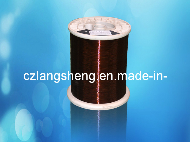 China Polyester-Imide Ecca Wire (Enameled Copper Clad Aluminum Wire ...