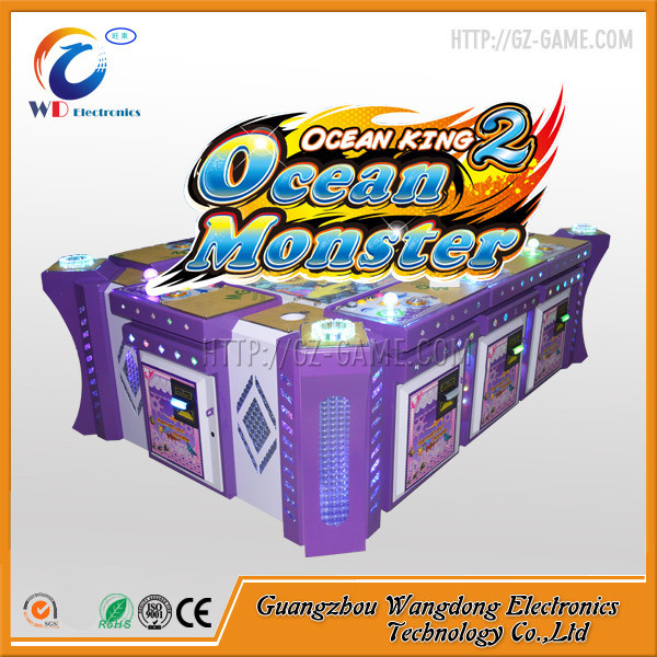 [Hot Item] 100% Original Igs New Fish Game Machine for Ocean Monster for  Sale