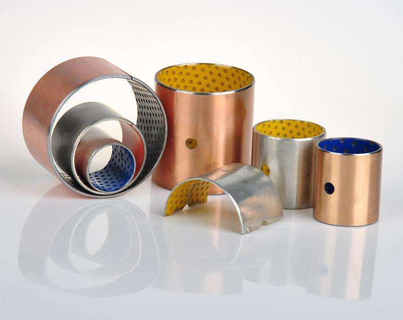 Customized Sf-2 Dry Slide Bearing Bushing Self Lubricant Bushing Self-Lubricantion Bushs