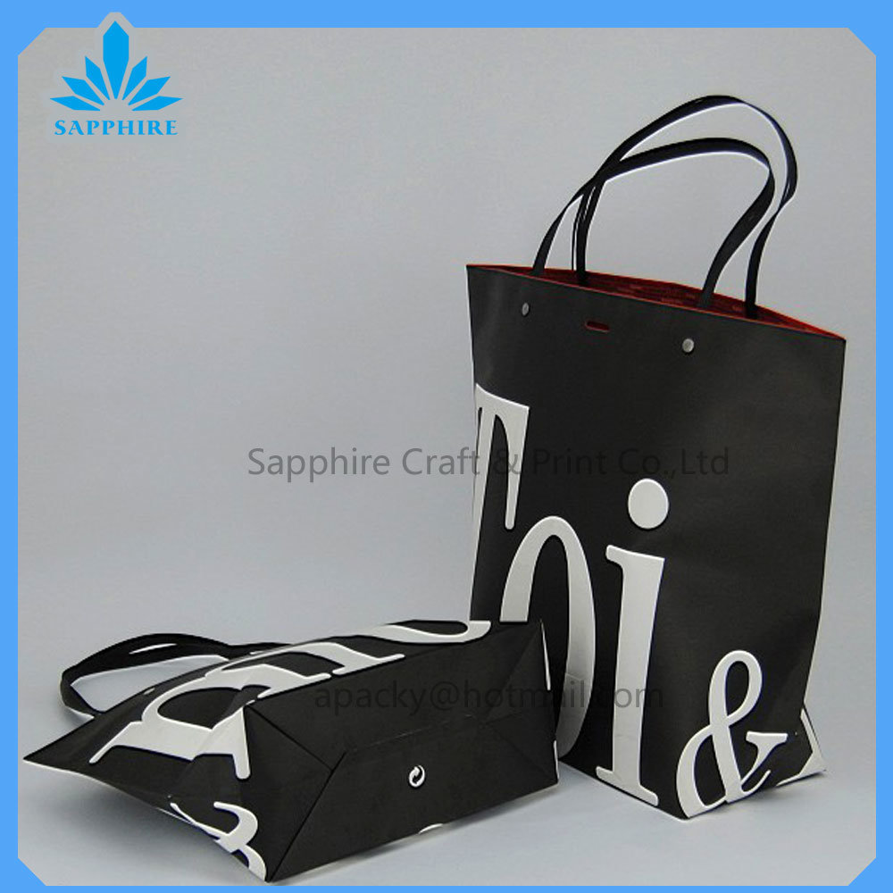 Promotion Gift Paper Bag, Paper Shopping Bag, Printed Paper Bag