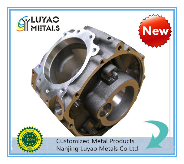 Stainless Steel Investment/Sand Casting for Valve Industry pictures & photos