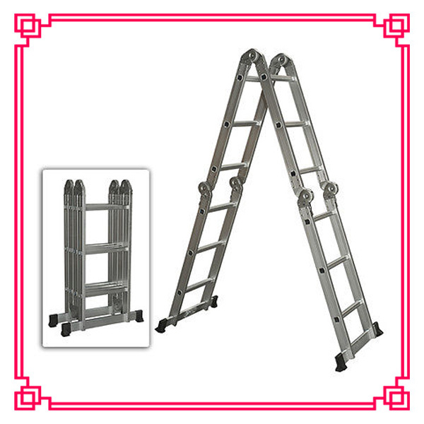 Multi-Purpose Folding Ladder/Stairway Extension Ladder pictures & photos