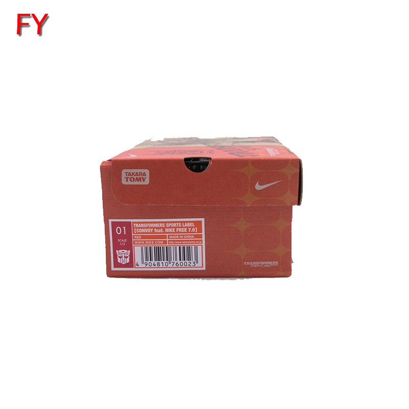 Hot Item Top Sales Shoe Box Label Template Highly Praised Shoe Box Label Template