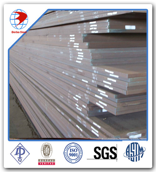 China Thickness 6mm Hot Rolled Grade A Corten Steel Plate China