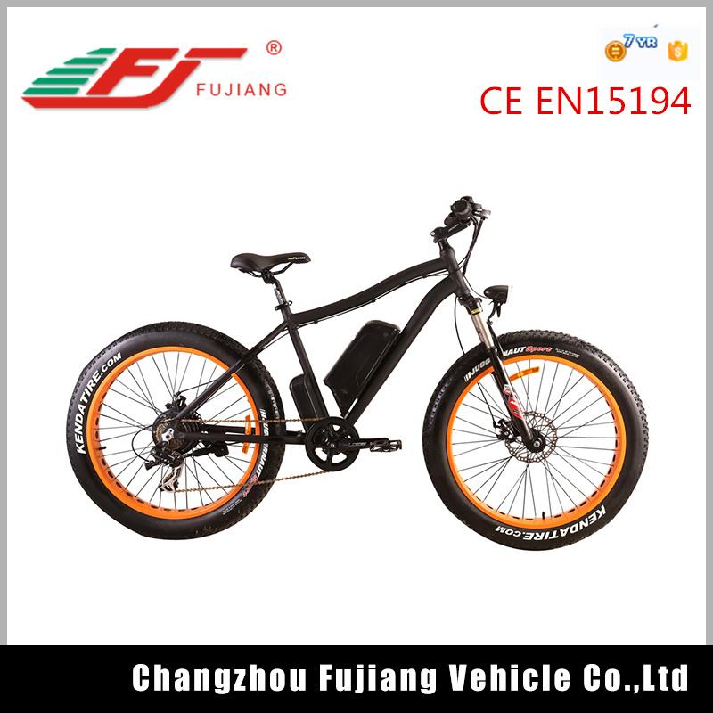 China Hot Selling Aluminium Frame Enduro Mountain Bike - China Ebike ...