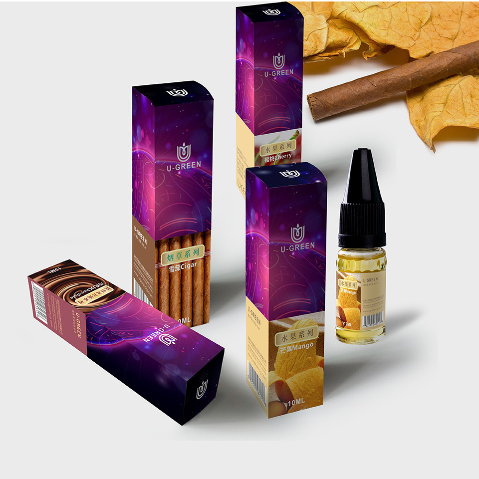 Free Samples Free OEM Design E Liquid E Juice E CIGS Liquid