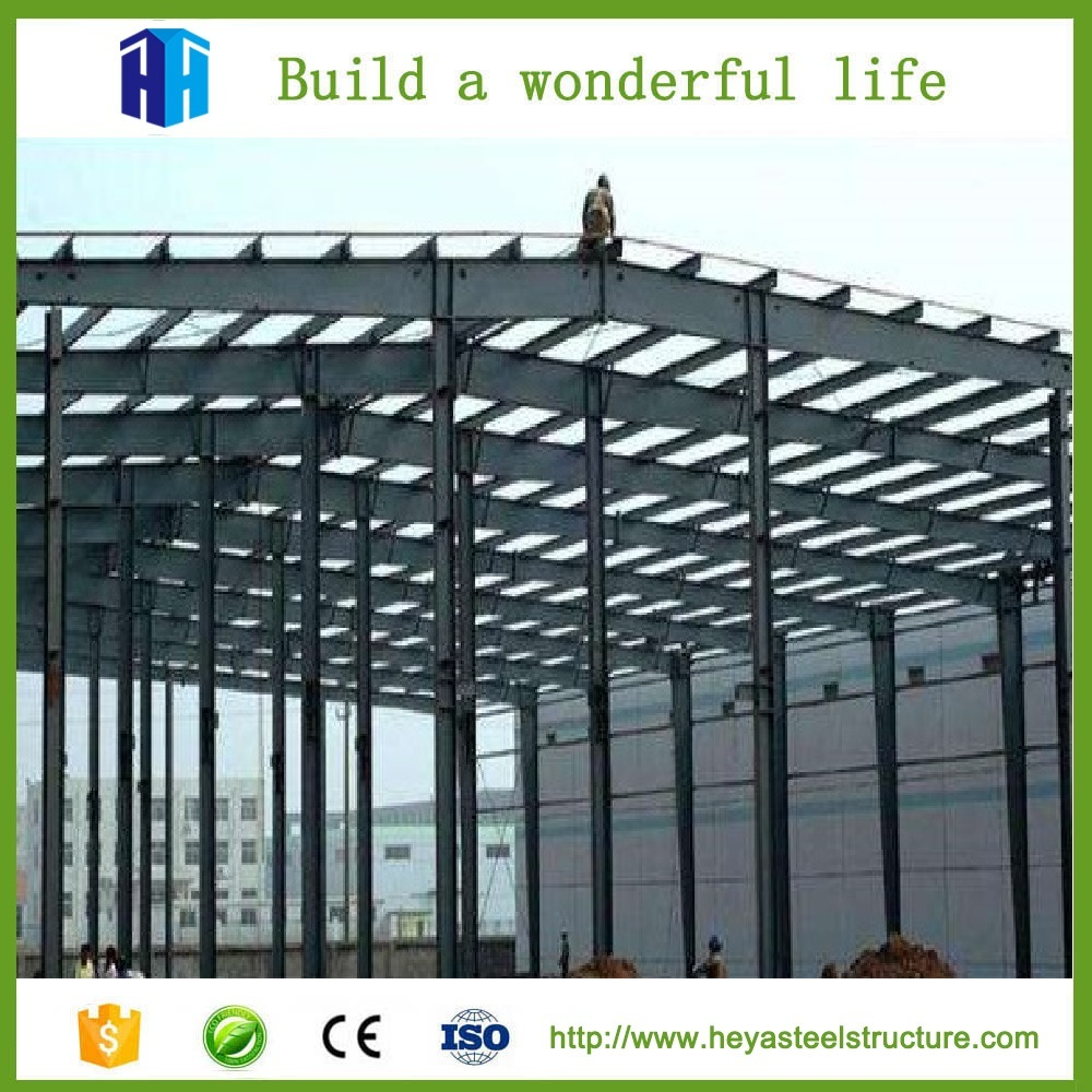 China Prefabricated Steel Structure Roof Truss Warehouse Shed Design China Steel Shed Steel Structure Shed