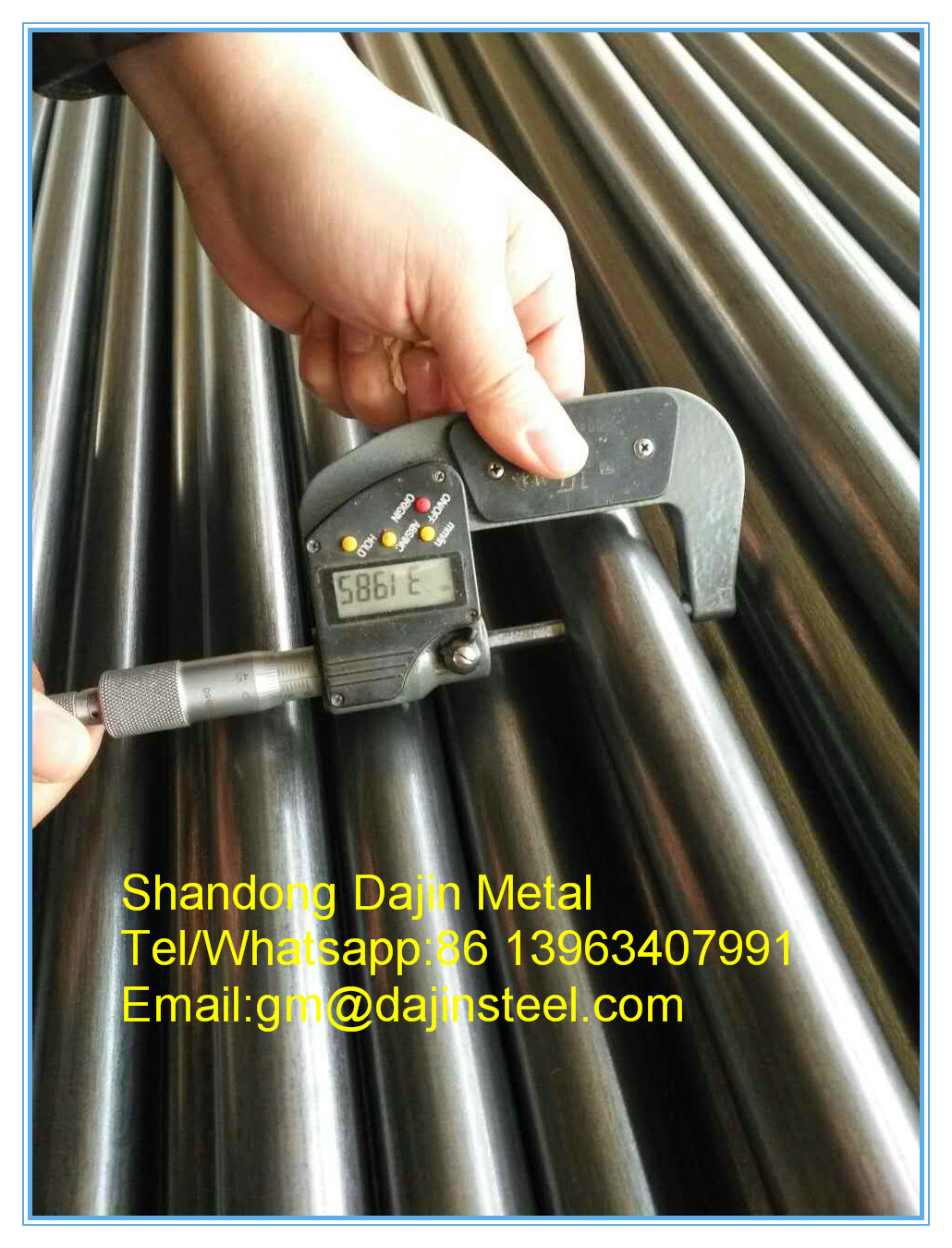 [Hot Item] 12L14 Bright Mild Steel Rod