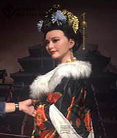 the empress wu