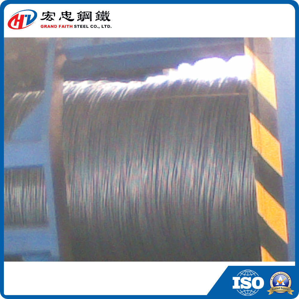 China Low Carbon Ms Steel Wire Rod Price SAE1008 5.5, 6.5, 7, 8, 9 ...