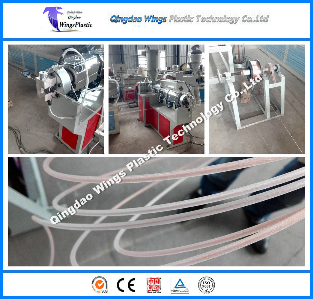 China Iron Wire, Steel Wire, Copper Wire Plastic Coating Extrusion ...