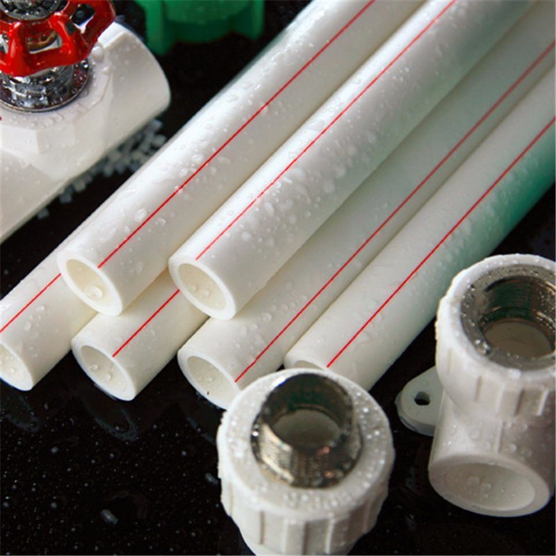 China Ce ISO Certification for All Sizes Plastic Water PPR Pipe