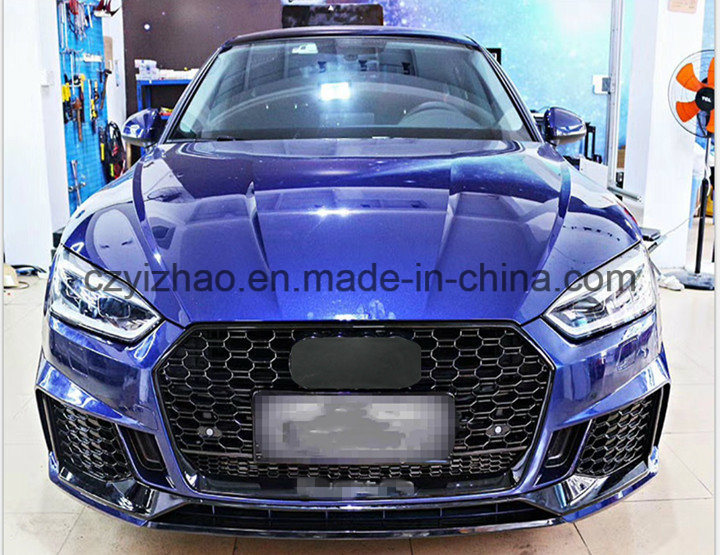China Chromesilverblack Rs5 Grille For Audi A5 B9 20162018 Photos