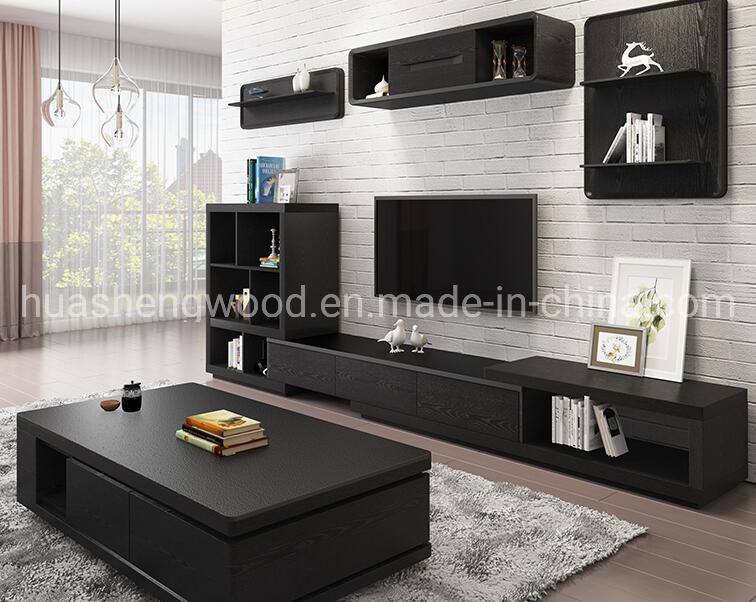 China Simple Modern Nordic Volcanic, Black Living Room Set