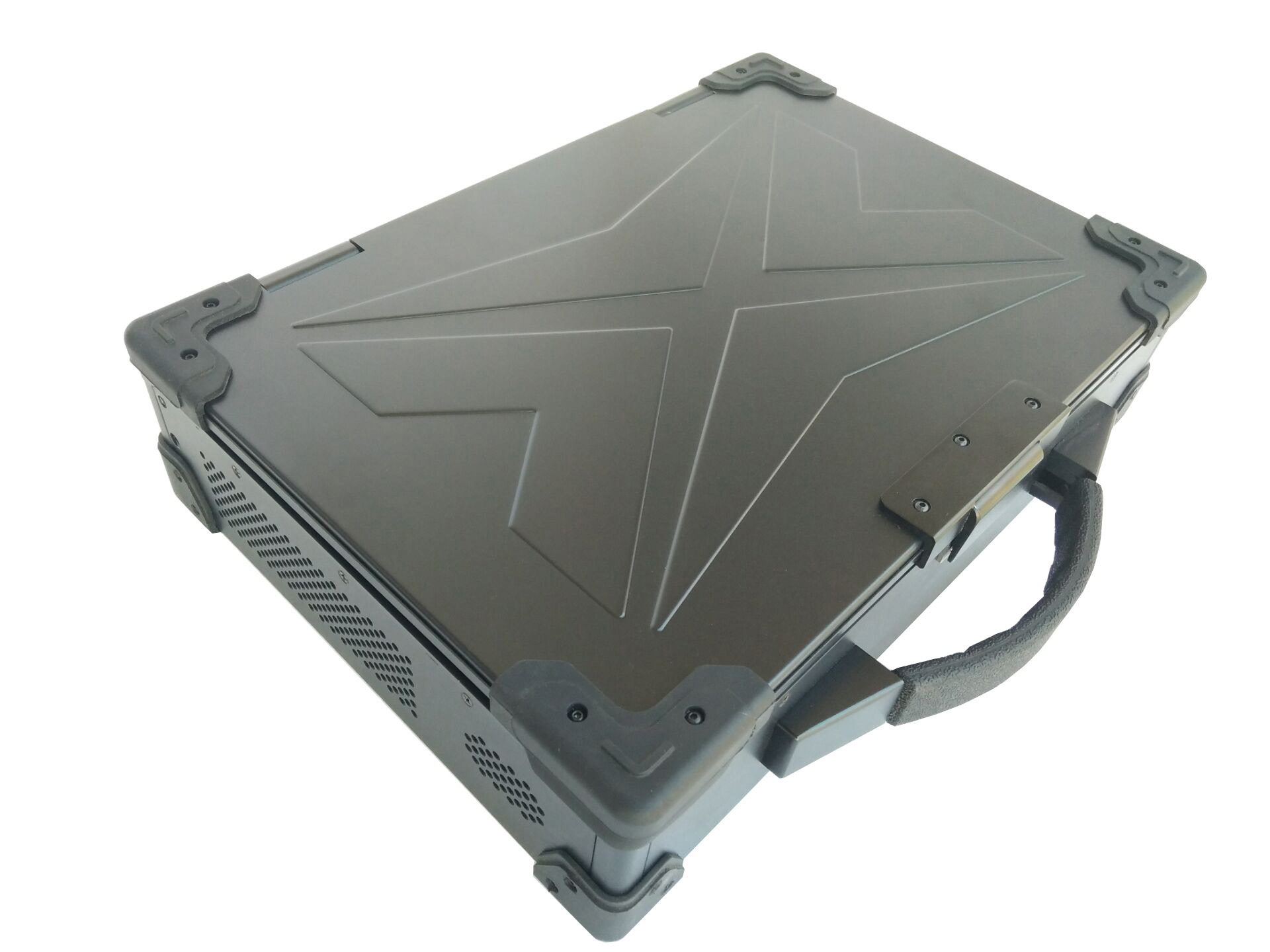 15.6 inch rugged industrial case Military Portable Computer