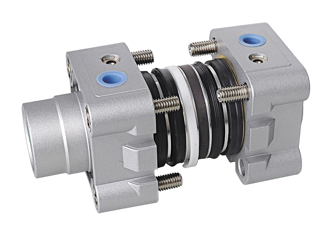 DNC Festo Model ISO 15552 Standard Double Acting Pneumatic Cylinder