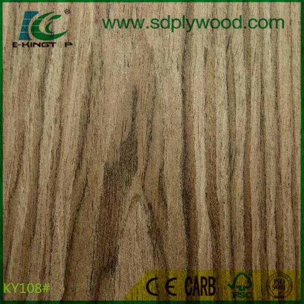 Reconstituted Walnut Veneer Recomposed Engineered Veneer pictures & photos