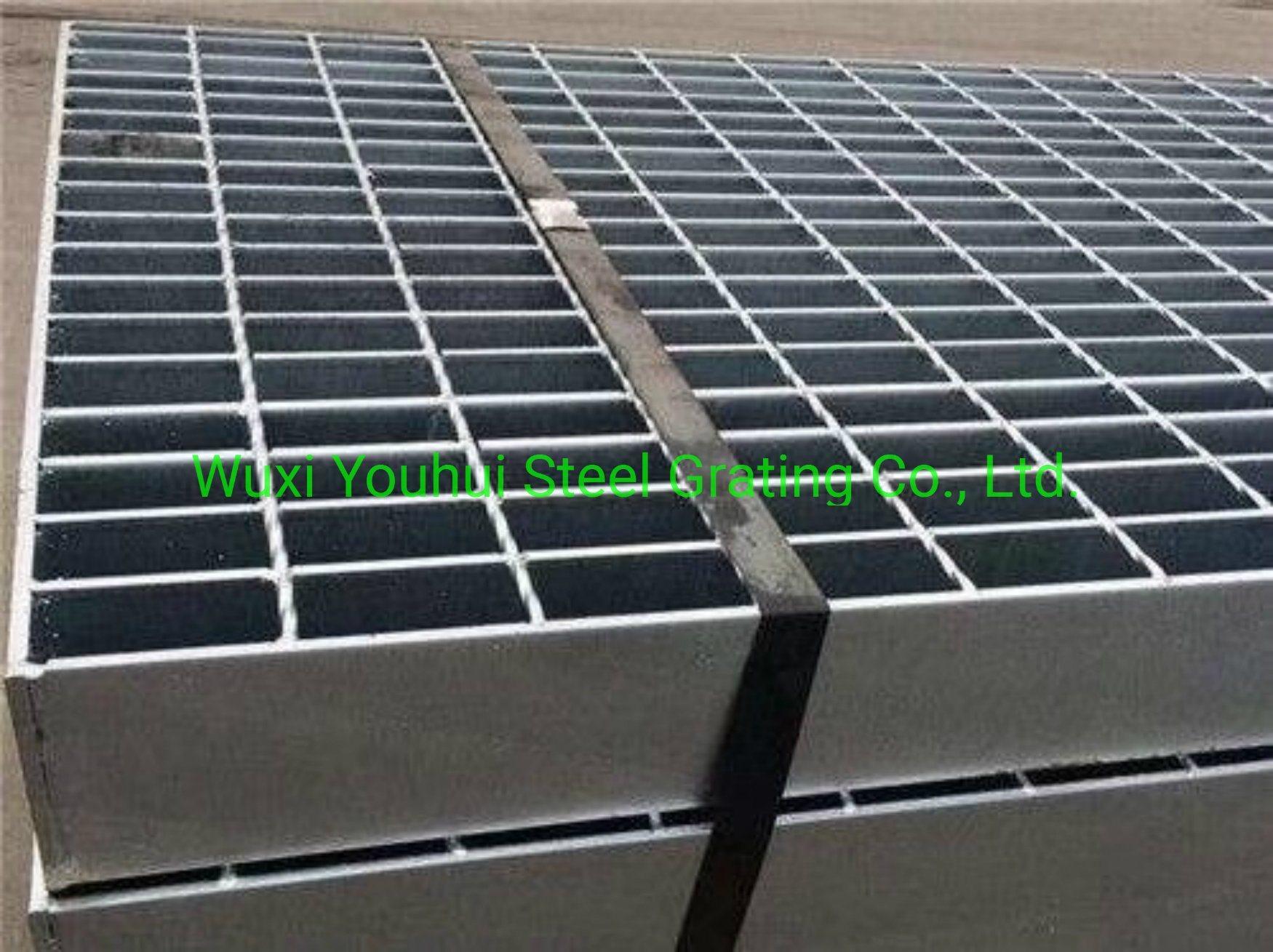 China Factory Price Heavy Duty Galvanized Serrated Bar Steel