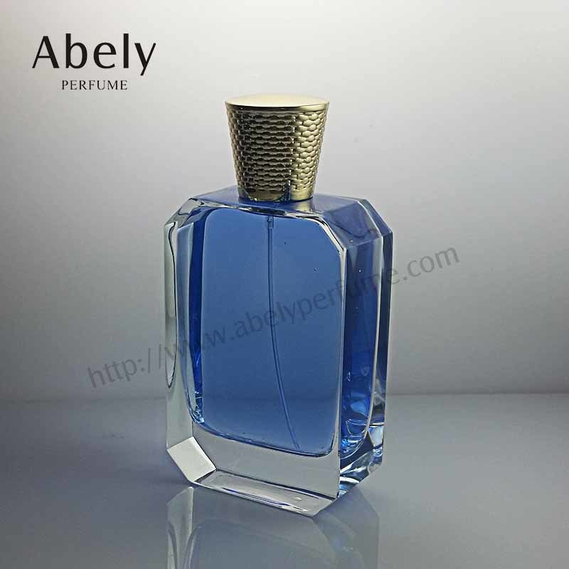 Designer Shape 100ml Glass Bottle Perfume for Female pictures & photos