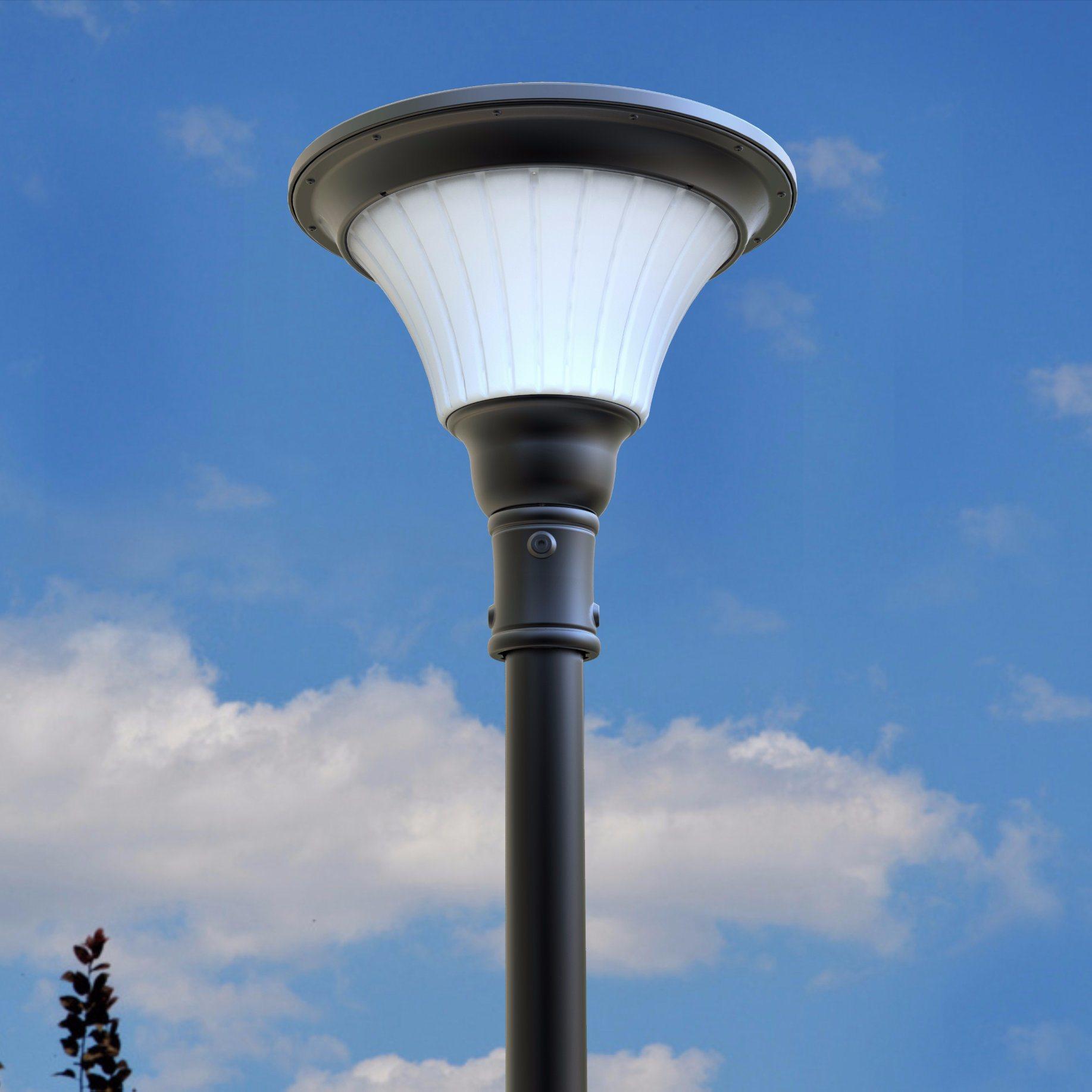 China Outdoor Recharge Battery Bright Garden Motion Sensor Light Led Lanscape Solar Lamp China Solar Light Led Light