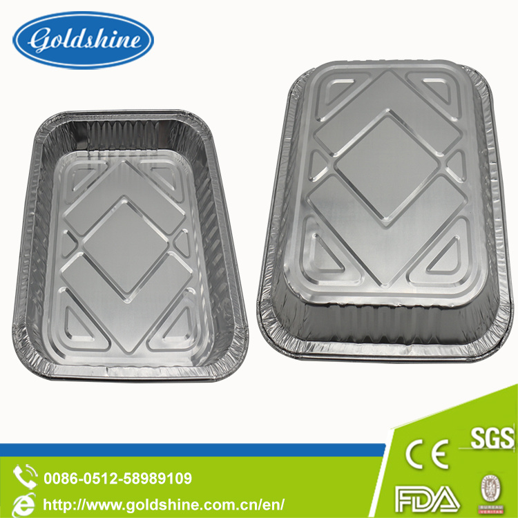 Aluminum Foil Big Tray (F5035) pictures & photos
