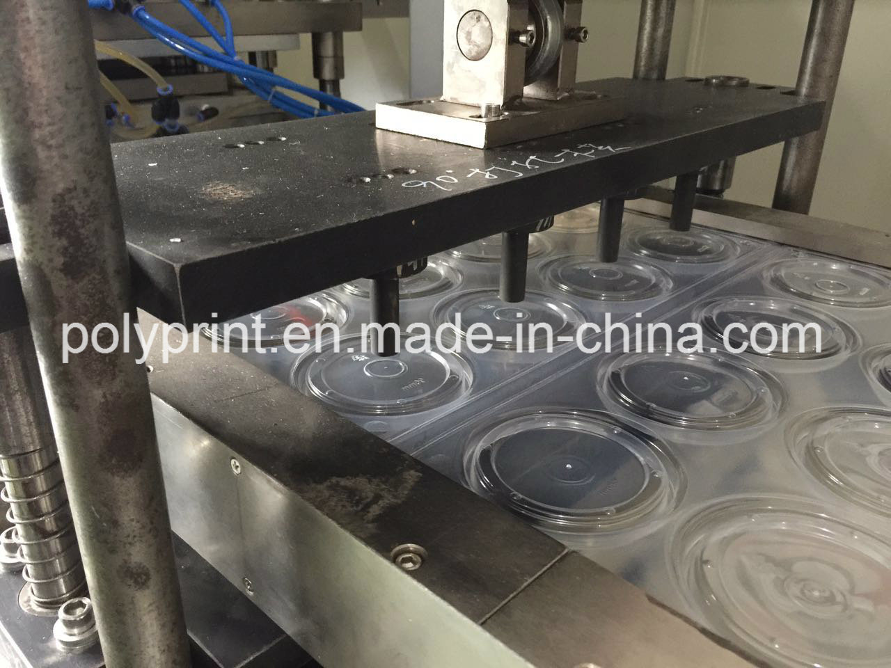 Plastic Egg Tray, Lid, Clamshell Box Forming Machine Thermforming Machine