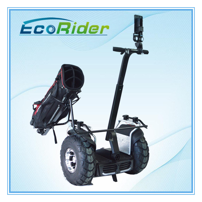 Special Offer! off Road Two Wheel Electric Golf Cart, Golf Trolley pictures & photos