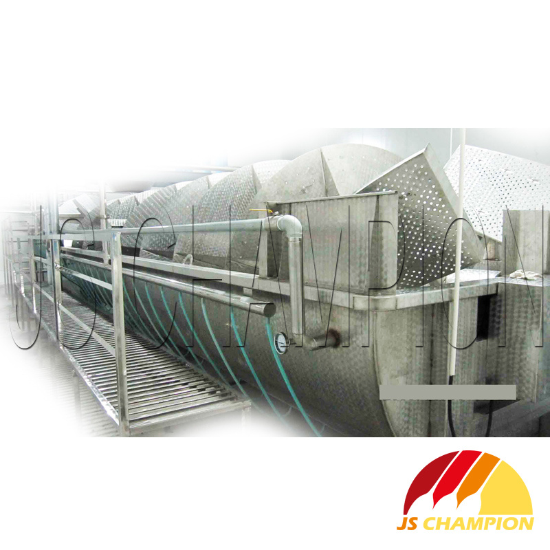Poultry Pre Chiller for Poultry Slaughterhouse