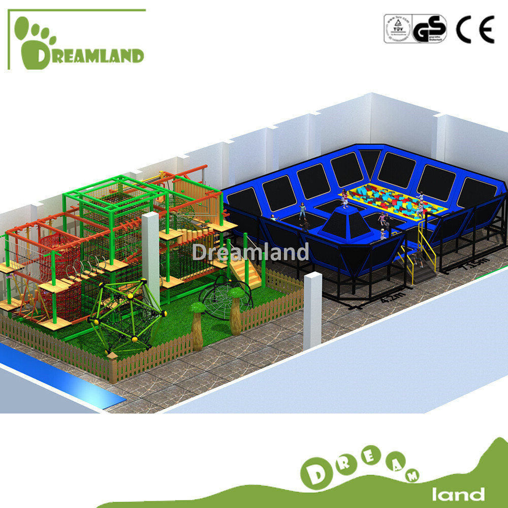 New Design Floating Funny Obstacle Rope Course for Kids pictures & photos