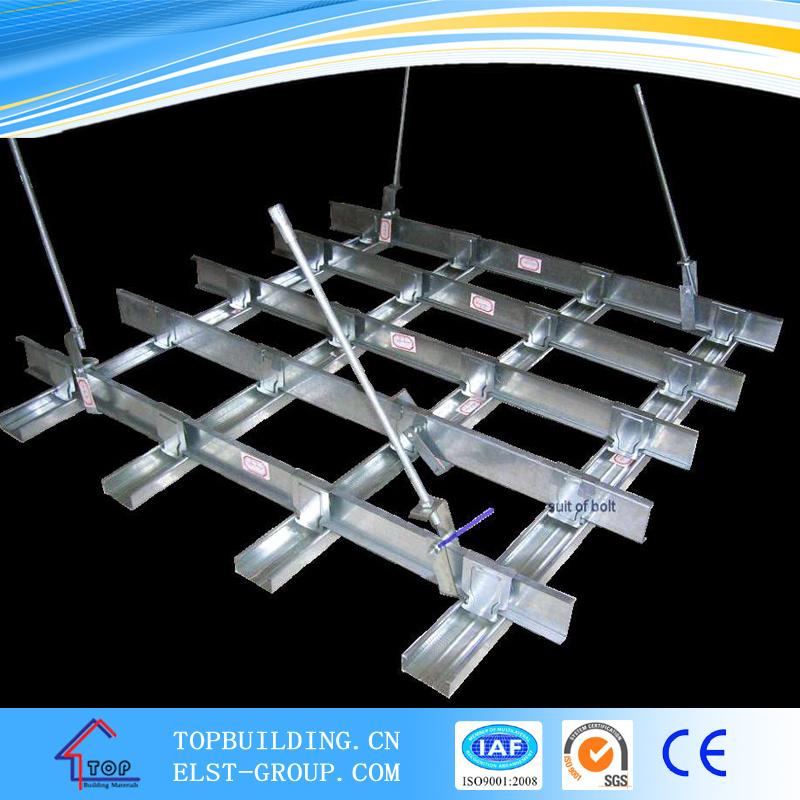 China Ceiling Frame/Steel Profile/Steel Frame/Suspended Ceiling ...
