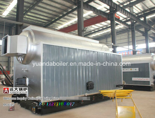 Factory Price Dzl Automatic Chain Grate Coal Fired Hot Water Boiler pictures & photos