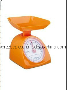 Plastic Kitchen Weighing Scale (ZZSP-201-2)