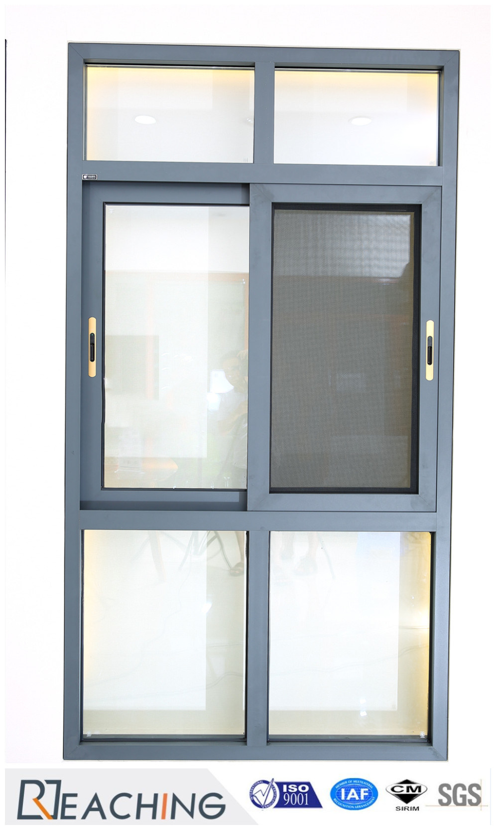 Aluminum Windows Manufacture House Used
