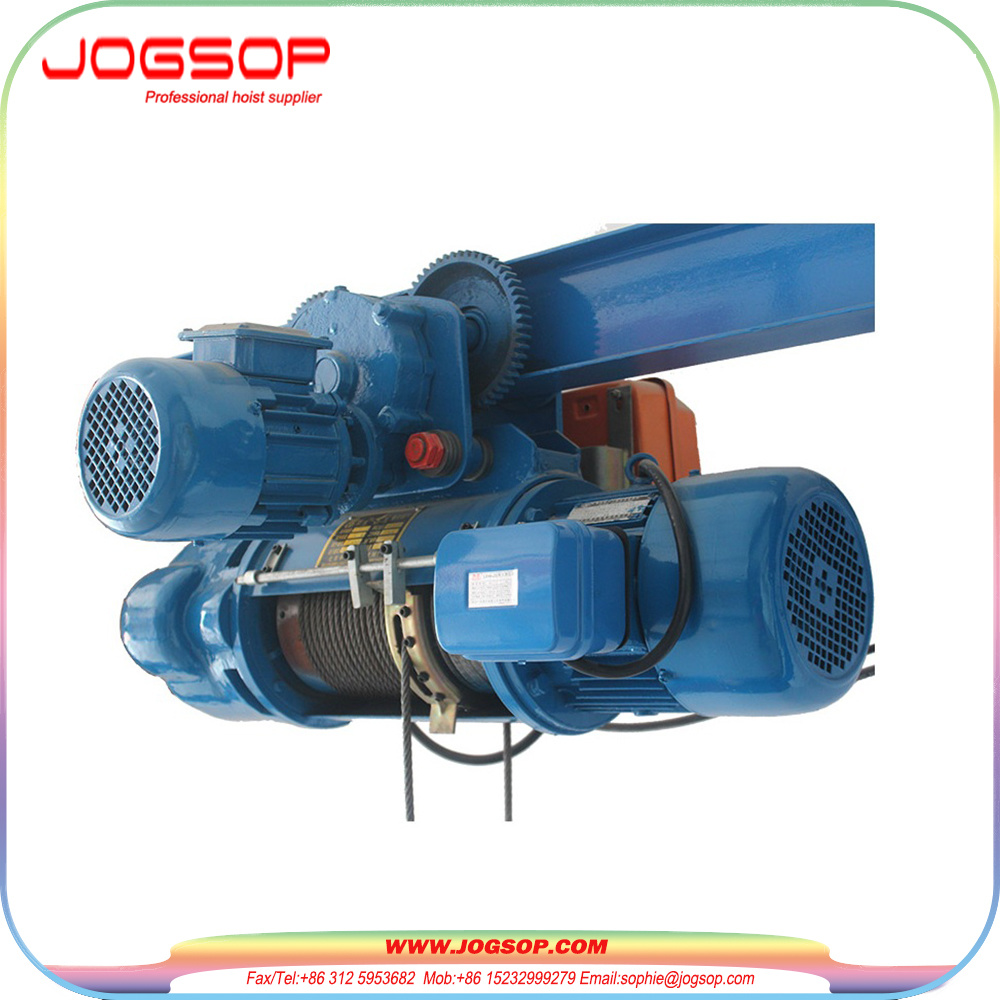 China Model CD1, MD1 Wire Rope Electric Hoist - China Electric Wire ...