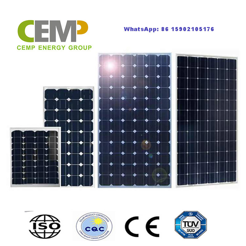 China International Certification Institutes Approved 345w Solar Pv