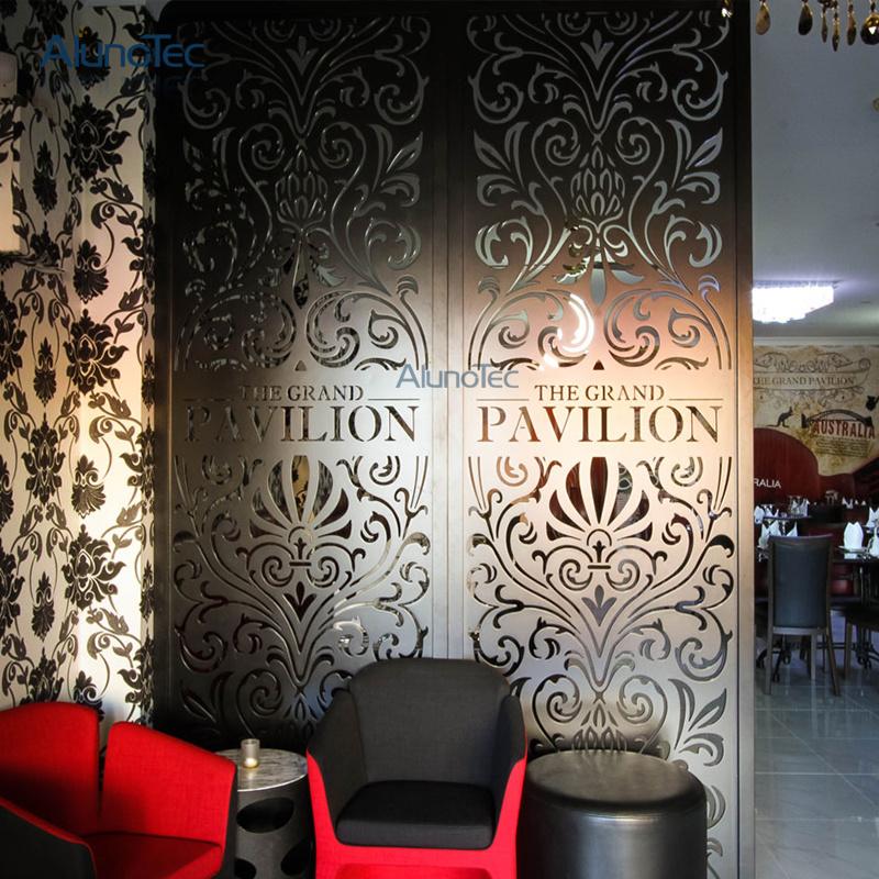 China Exterior Wall Panels Decorative Metal Panels Modular Partition