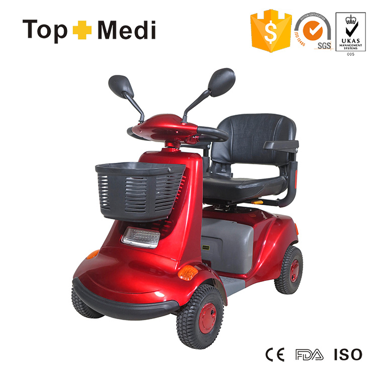 China Euro-Type Outdoor Handicapped Reliable Big Wheel/Fat Tire ...