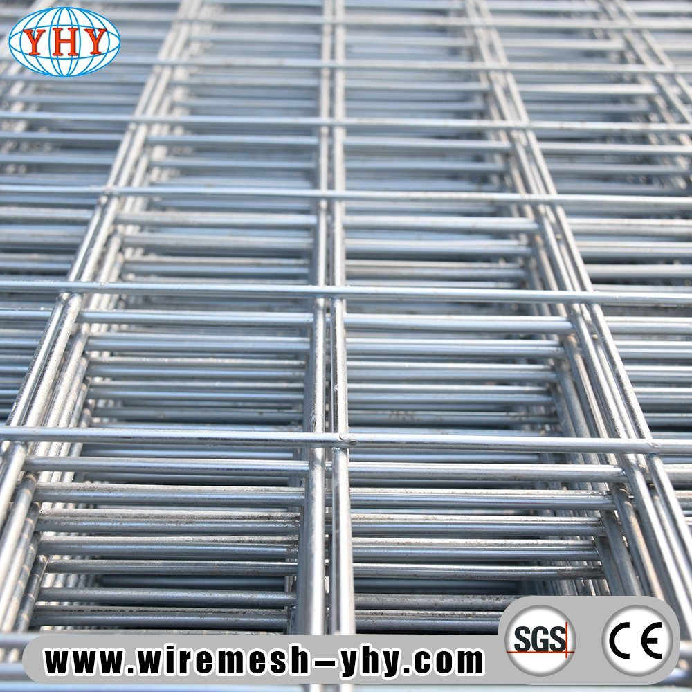 China Rl1018 Round Rod Concrete Welded Reinforcement Mesh Panel ...