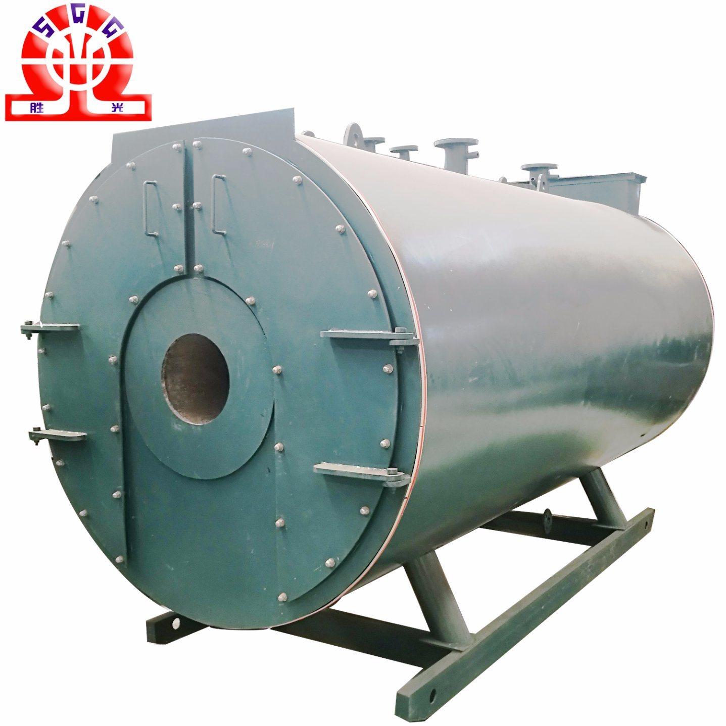 China 4ton/Hr Baltur Burner Industrial Heavy Oil Natural Gas Boiler ...