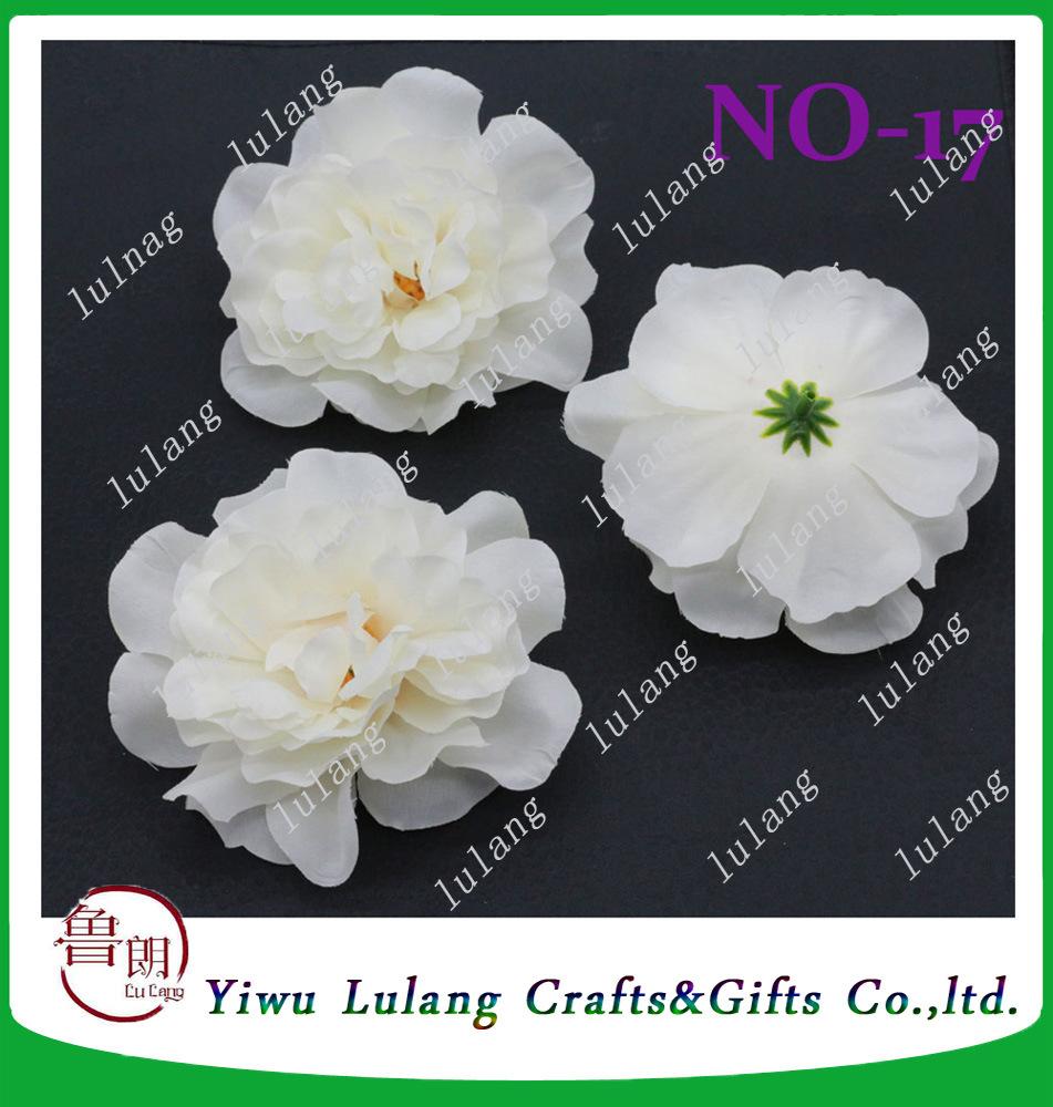 China Wedding Supplies Simulation Fake Artificial Flowers Silk Peony