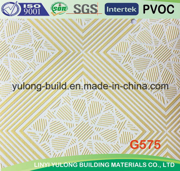 2016 New Design Gypsum Ceiling Tiles